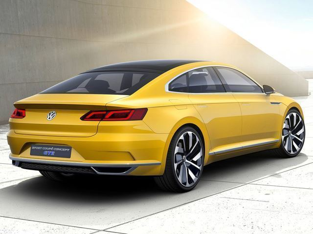 VW  Arteon замечен натерритории прежнего  СССР