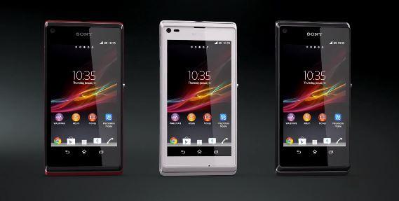 Началась реализация Sony Xperia L1