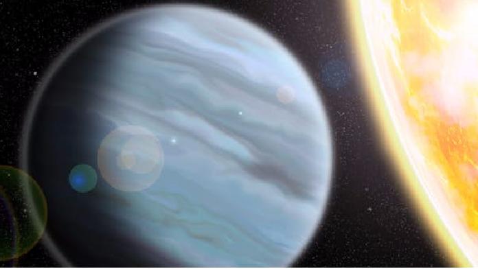 Астрономы обнаружили пенопластовую планету
