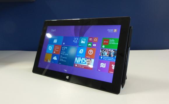 Microsoft начнет продажи убийцы iPad