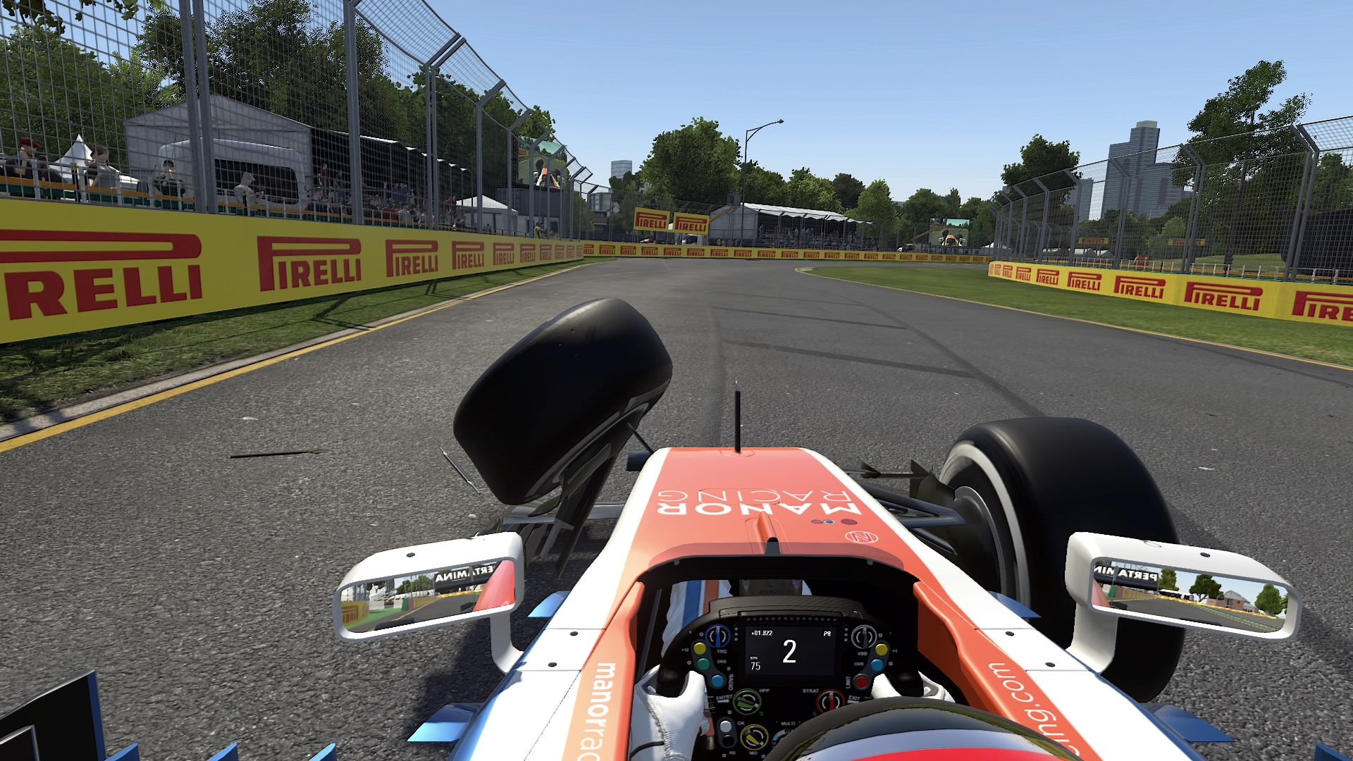 Ввидеоигре F1 2017 появятся 12 традиционных машин