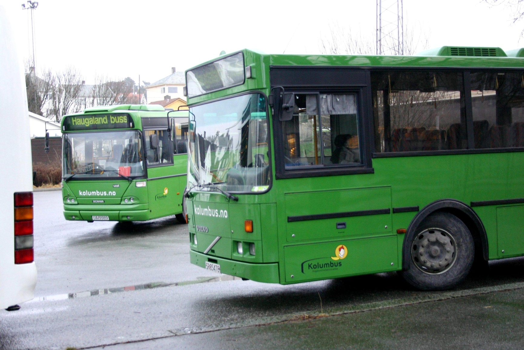 ВНорвегии начнут работать беспилотные автобусы