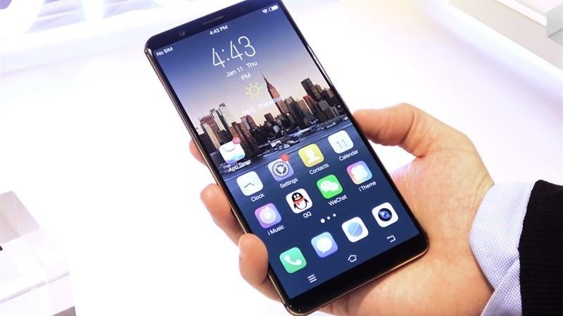 Серийную версию «смартфона будущего»— Vivo Apex презентуют 12июня вШанхае