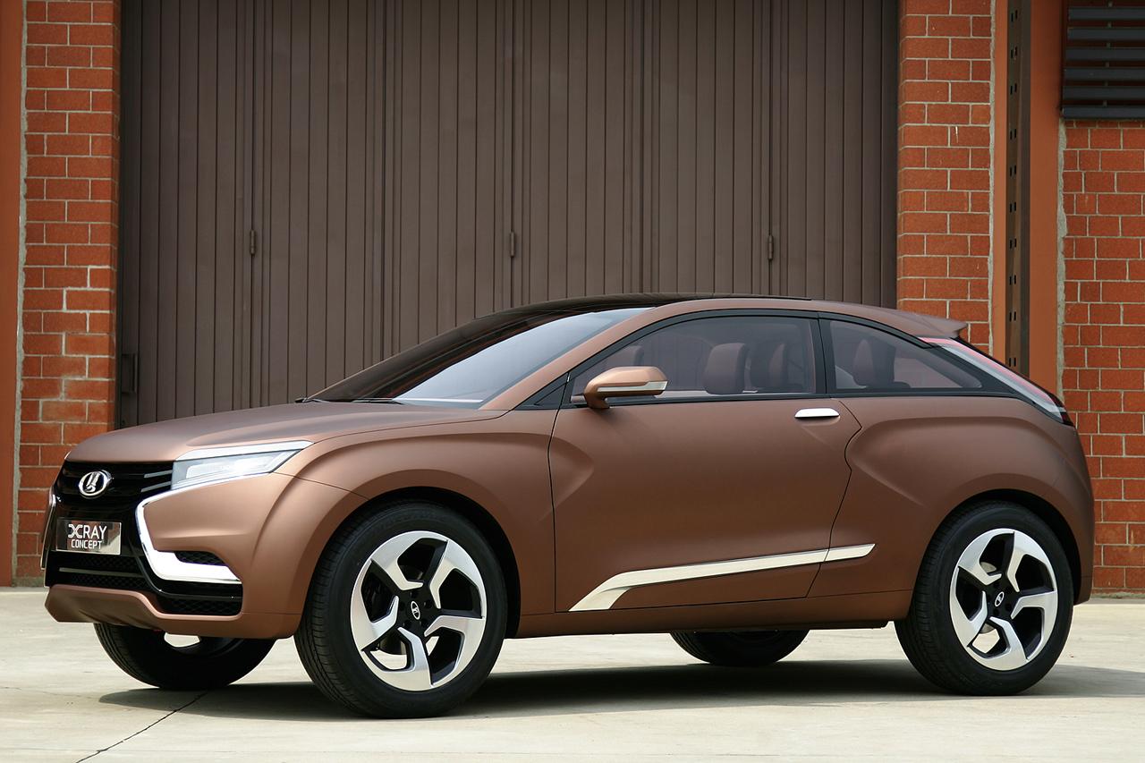 «АвтоВАЗ» назвал дату выпуска эксклюзивной модели Лада Xray