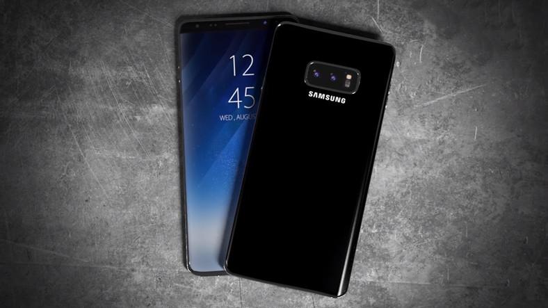 Самсунг Galaxy Note9 могут представить летом