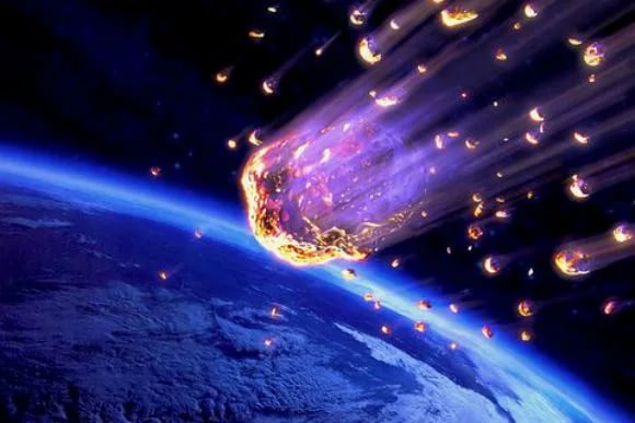 Ученые обнаружили витамин на поверхности метеоритов