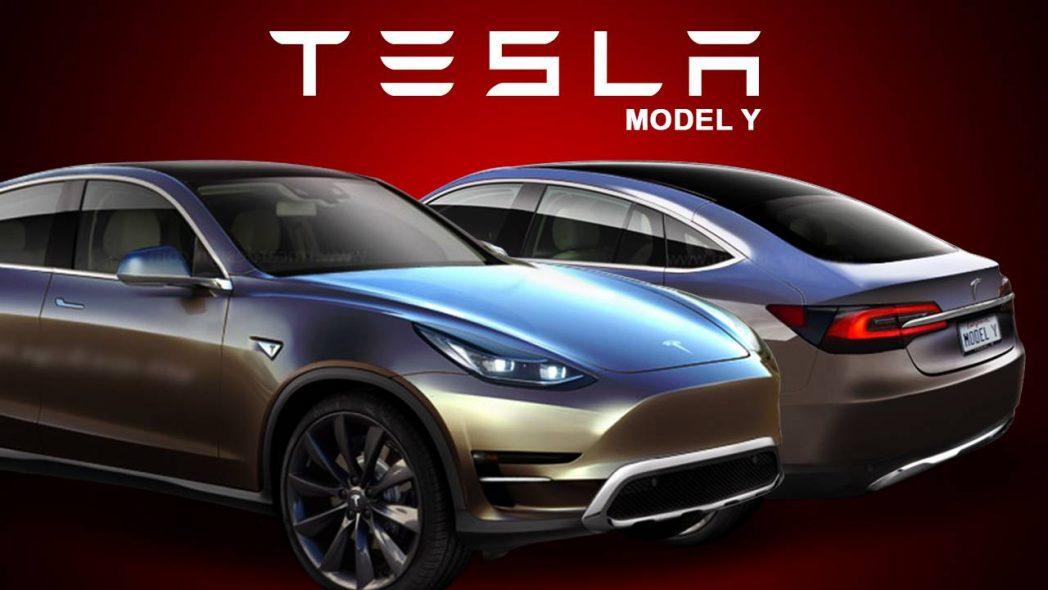 Кроссовер Tesla Model Y могут представить