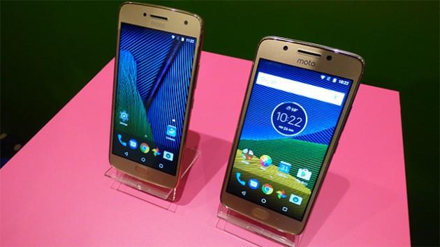 ВСеть попали фото телефона Moto G5S