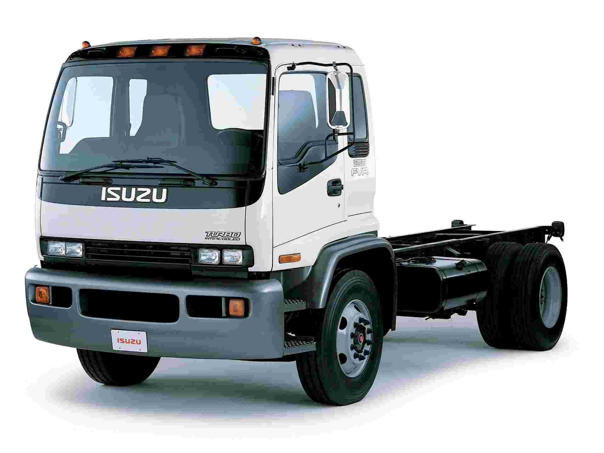 Впроизводство грузовиков Isuzu вУльяновске вложат более 6 млрд рублей class=
