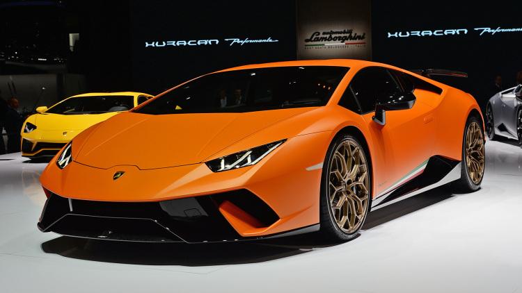 Автомобильные специалисты назвали ТОП-5 самых дорогих серийных машин вмире