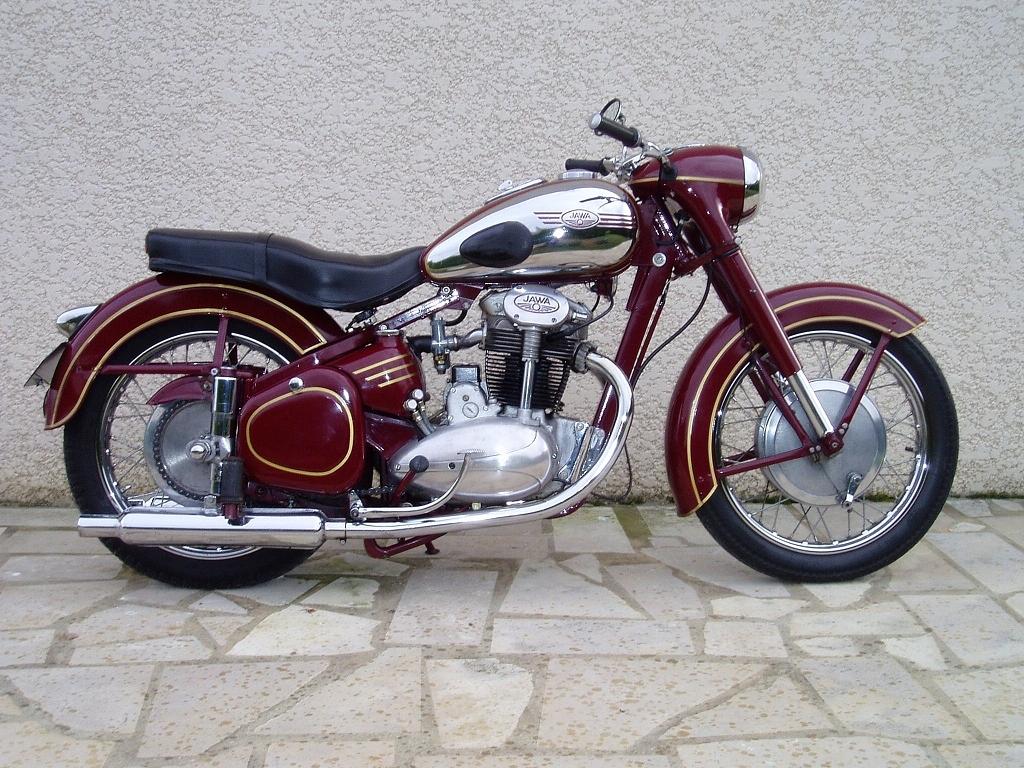 Легендарный мотоцикл «Ява» снова выйдет в реализацию
