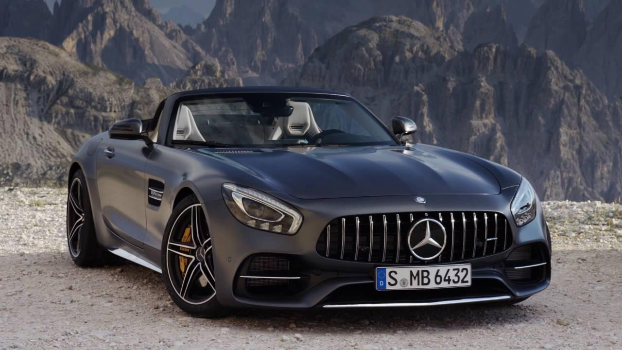 В РФ родстер Mercedes-AMGGT будет реализовываться за8,8 млн