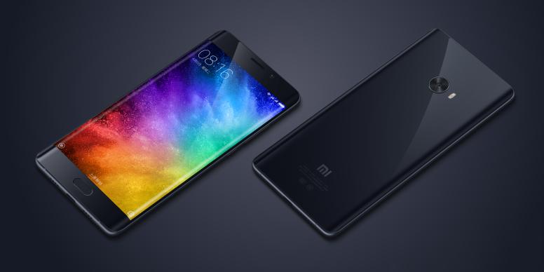 В Сети появились рендеры Xiaomi Mi Note 3