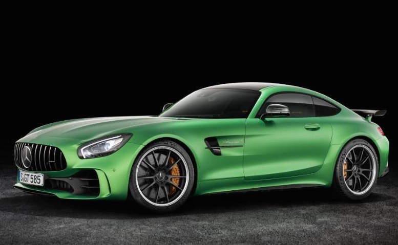 AMG запланировал в 2017-ом году реализовать 100 000 автомашин
