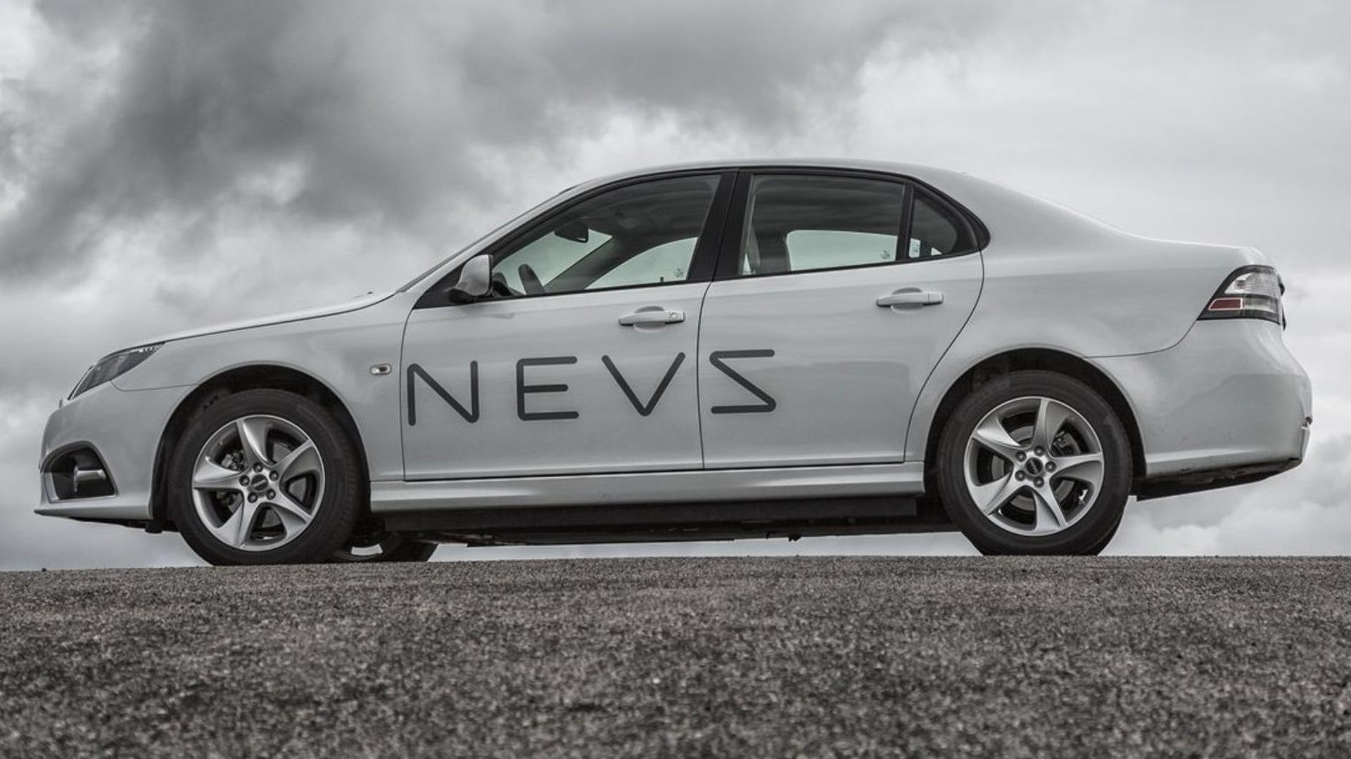 Компания NEVS возродила Saab 9-3 и 9-3X