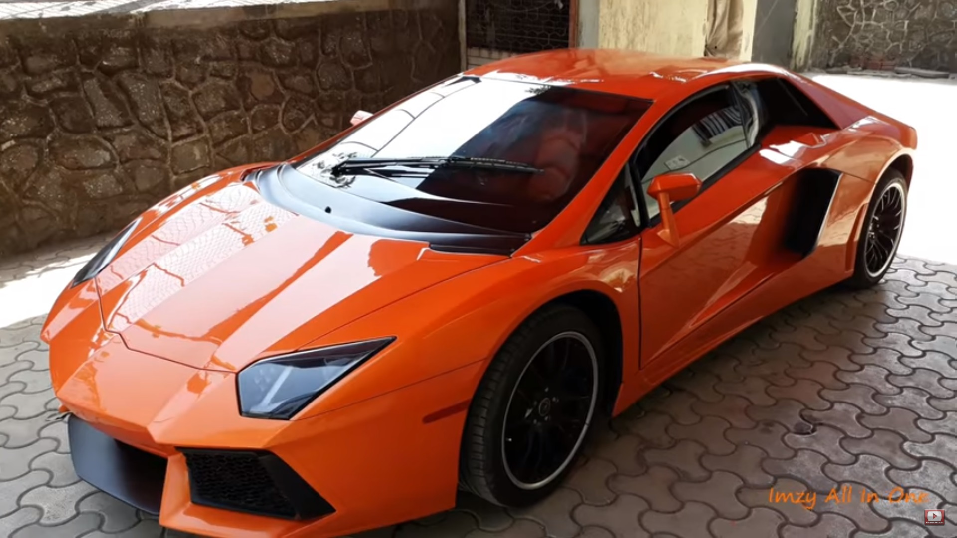 Обои brake, supercar, Lamborghini, bridge. Автомобили foto 16