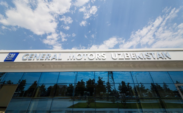 GMUzbekistan позволит клиентам самим «собирать» свои авто