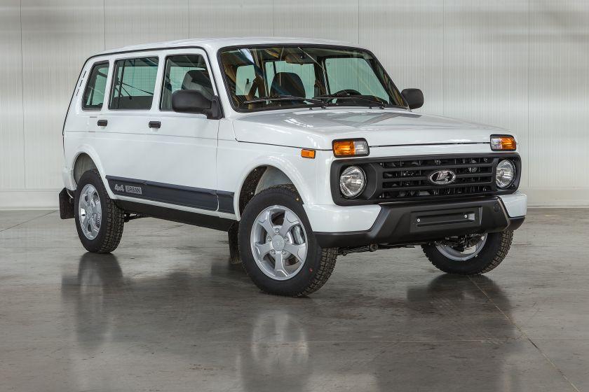 Когда появится новая модель джипа Лада 4x4: в«АвтоВАЗ» назвали сроки