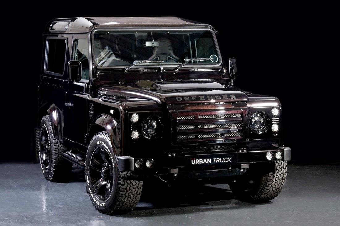 Ленд-Ровер Defender получит мотор от Форд FocusRS