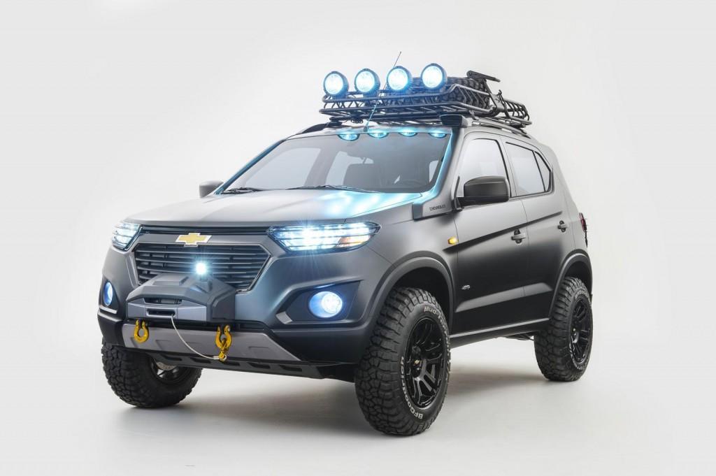 Каждый 2-ой вседорожный автомобиль Шевроле Niva продается попрограмме господдержки