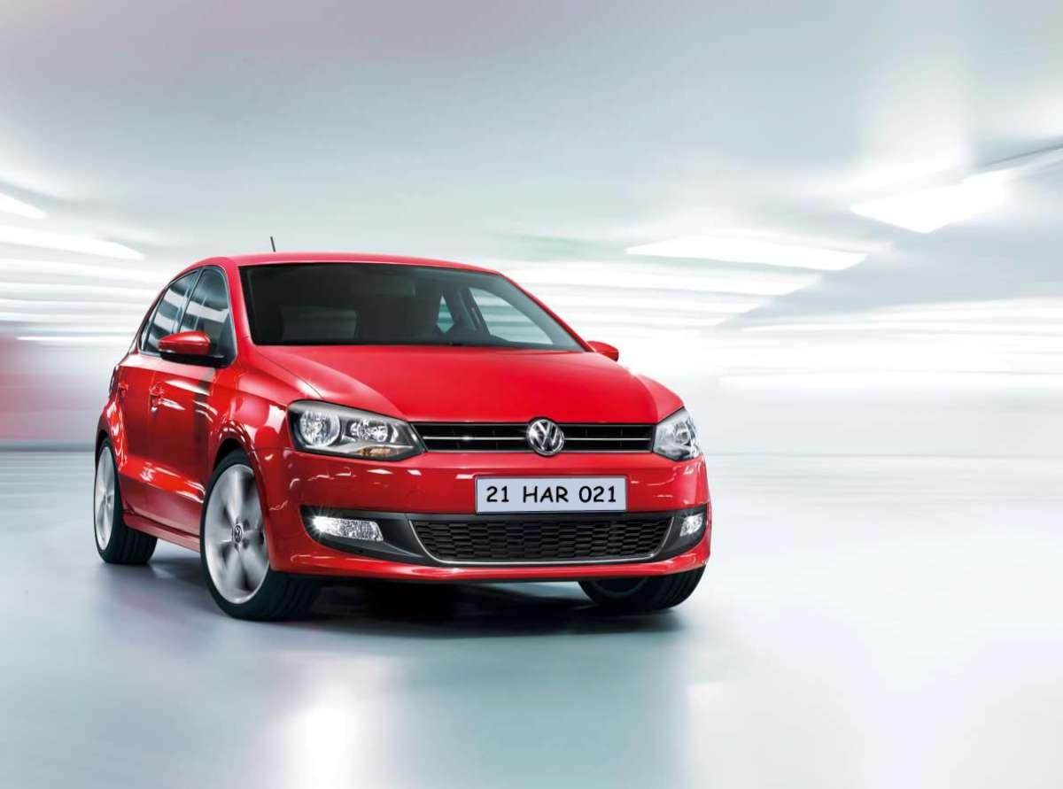 Представлен первый официальный тизер нового Volkswagen Polo