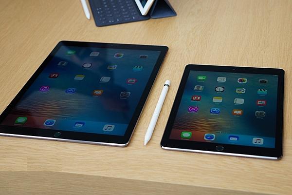Apple представит новые iPad Pro