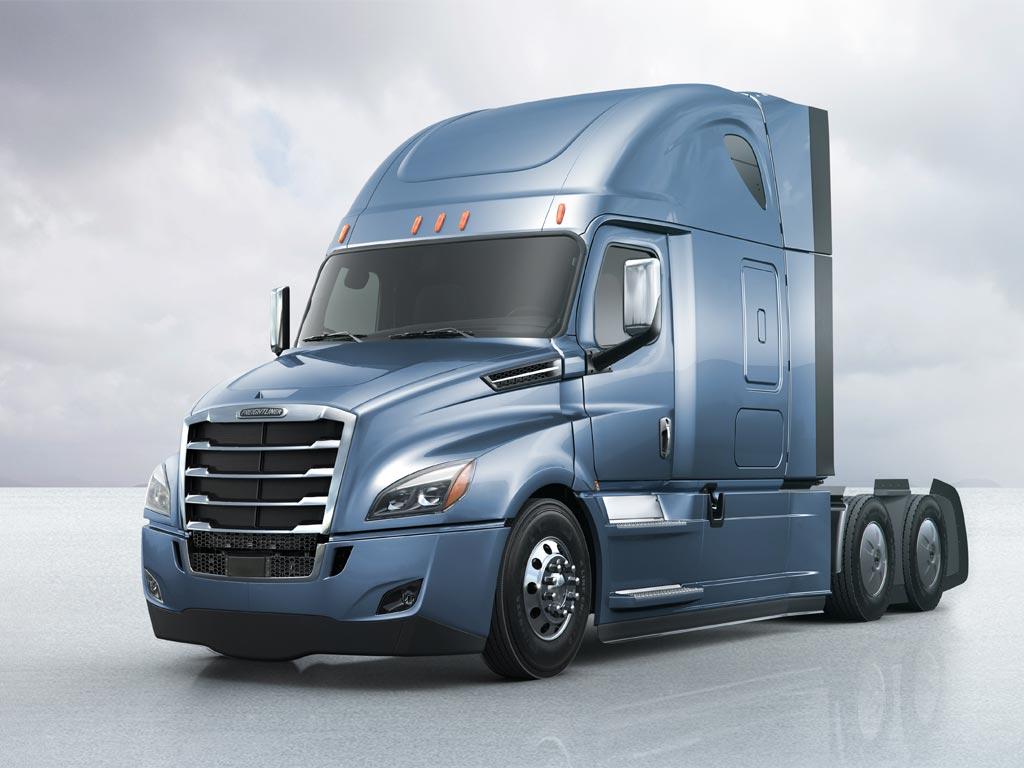 Daimler представил два электрических фургона