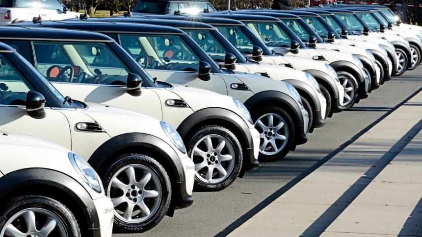 Для максимально результативной работы каршеринга в столице России нехватает 10 000 машин