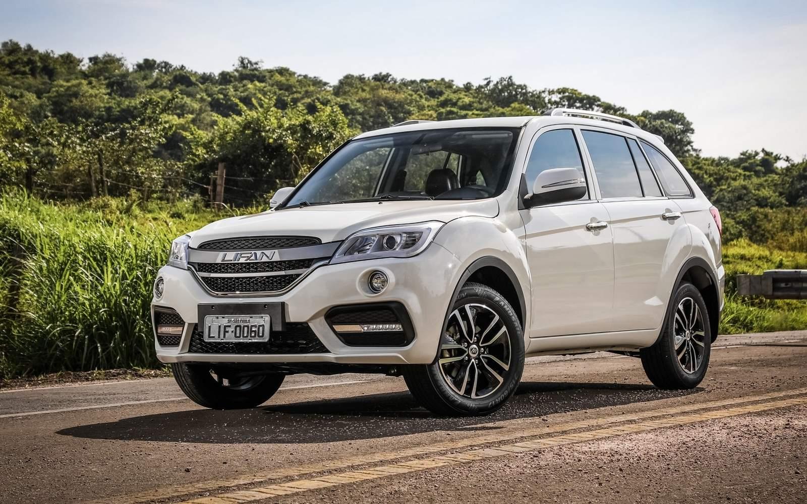 Появился рейтинг самых реализуемых китайских авто в РФ