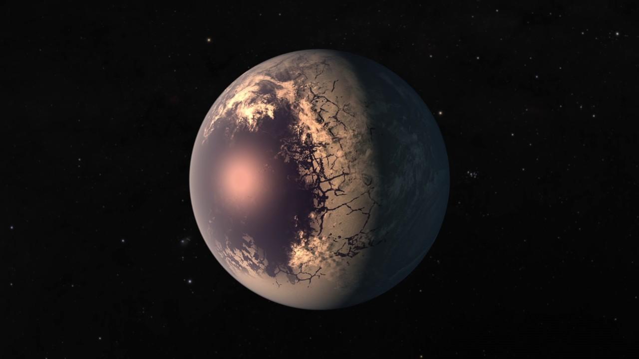 В системе TRAPPIST-1 6 из 7 планет похожи на Землю