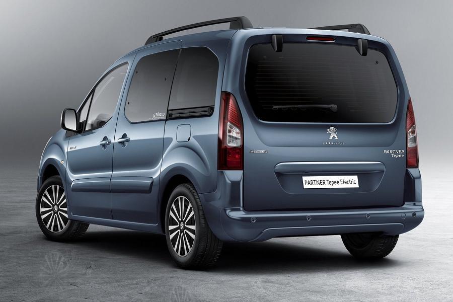 Улучшенный Peugeot (Пежо) Partner 2018 замечен натестах