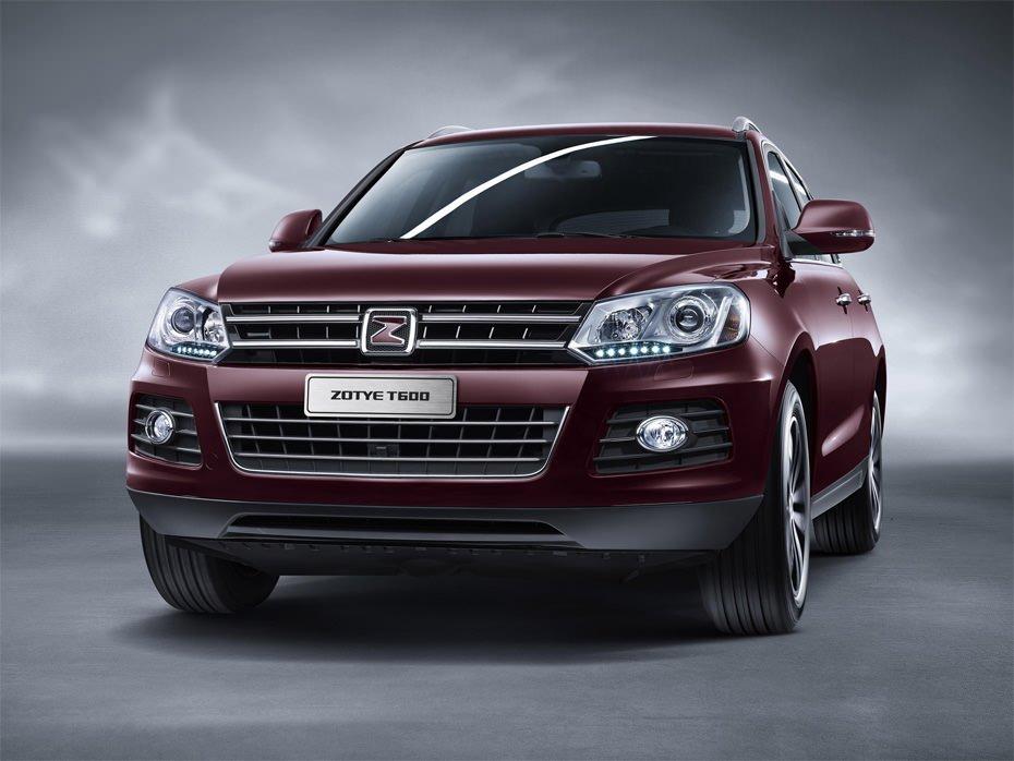 В «Поднебесной» стартовали продажи Zotye T600 Coupe
