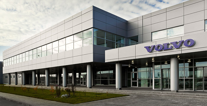 ВКалуге завод Вольво увеличит выпуск фургонов вчетверо