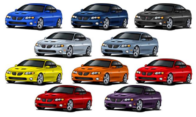 Эксперты предсказали самые популярные цвета автомобилей