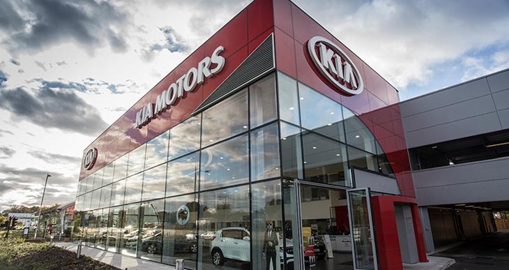 40% продаж авто Киа было совершено вкредит
