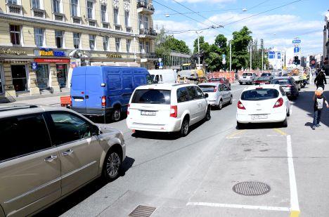 В Литве водителям нужно будет следить за средней скоростью движения