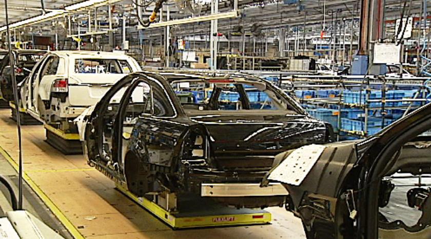 ВПетербурге промышленное производство выросло на2,7% вянваре-мае