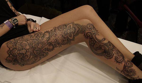 Некоторым людям опасно делать татуировки— Ученые