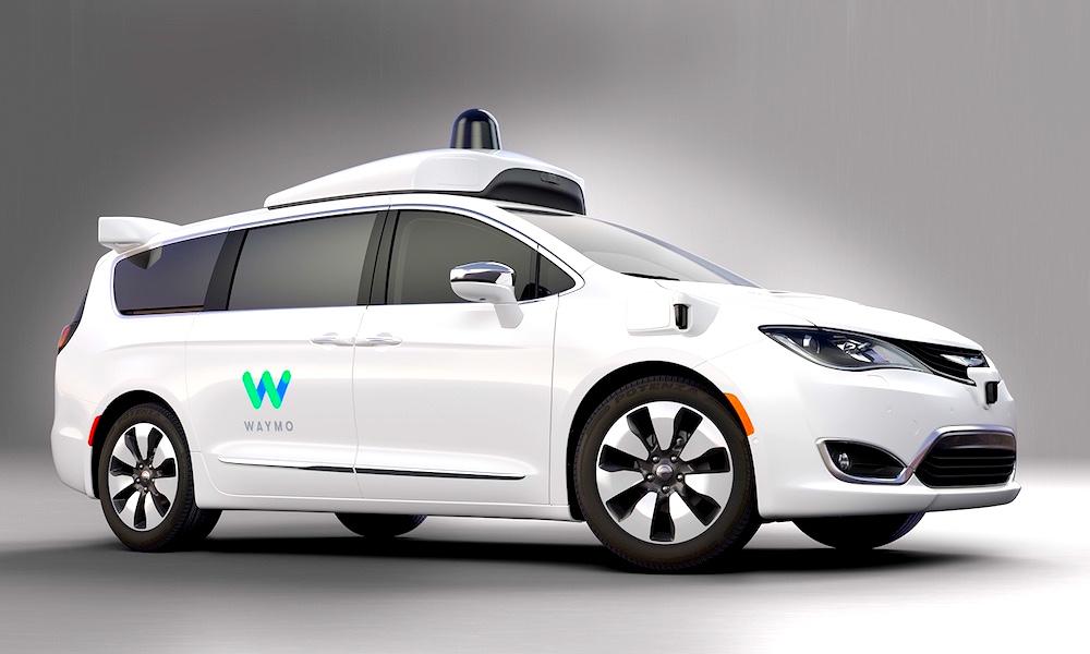 Google бесплатно предоставит беспилотные машины жителям Америки