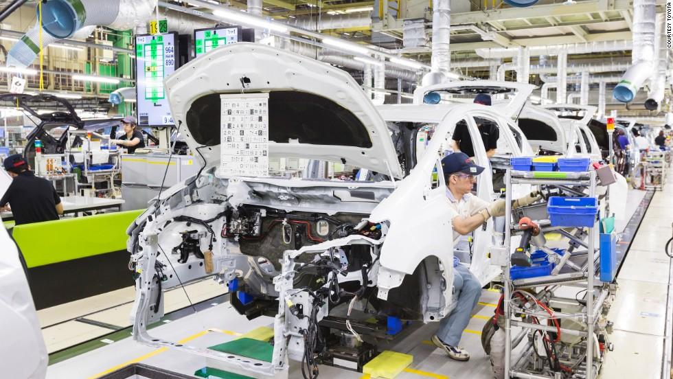 Власти Подмосковья ведут переговоры остроительстве автомобильного завода японского бренда