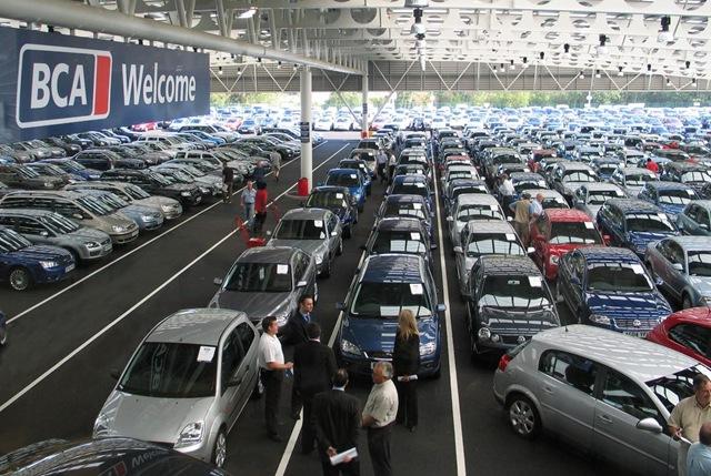 Рынок автомобилей Екатеринбурга нацелился на20% рост