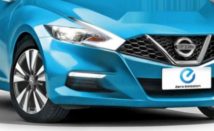 Nissan поделился тизером нового поколения Leaf