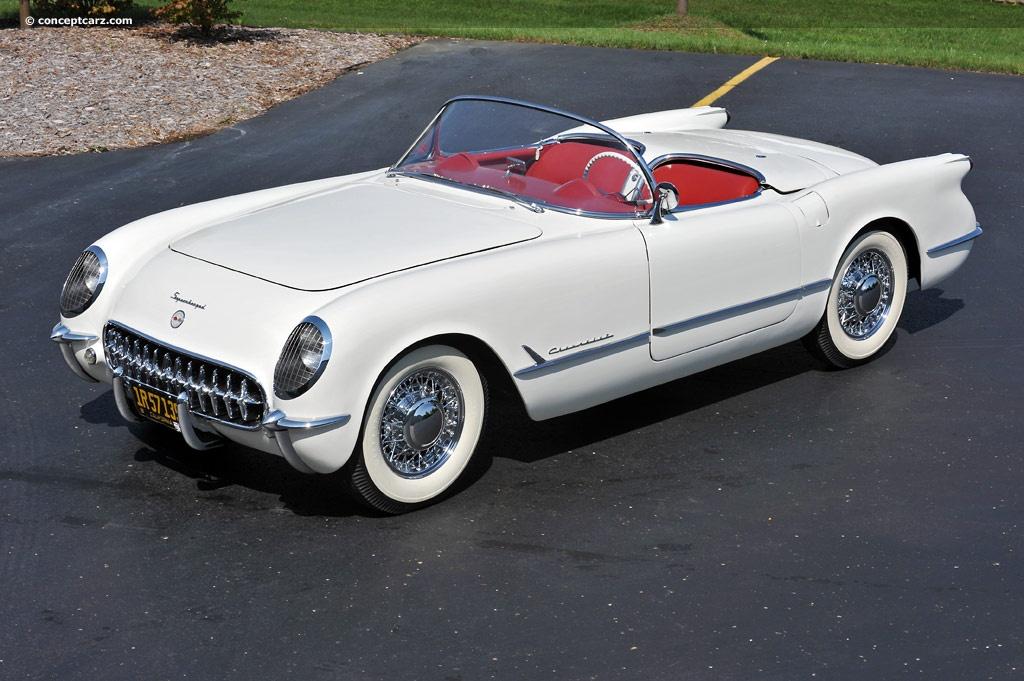 Модель Шевроле  Corvette возглавила рейтинг наилучших  автомобилей-долгожителей