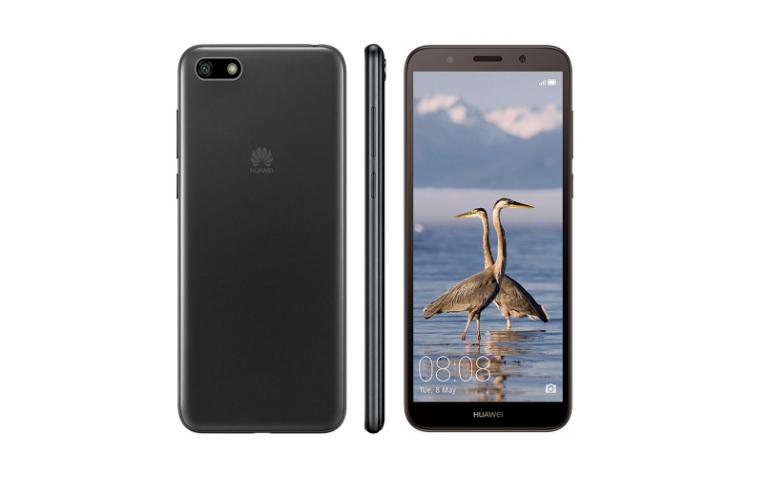 Huawei презентовала в Российской Федерации смартфон Y5 Prime 2018 с дисплеем FullView