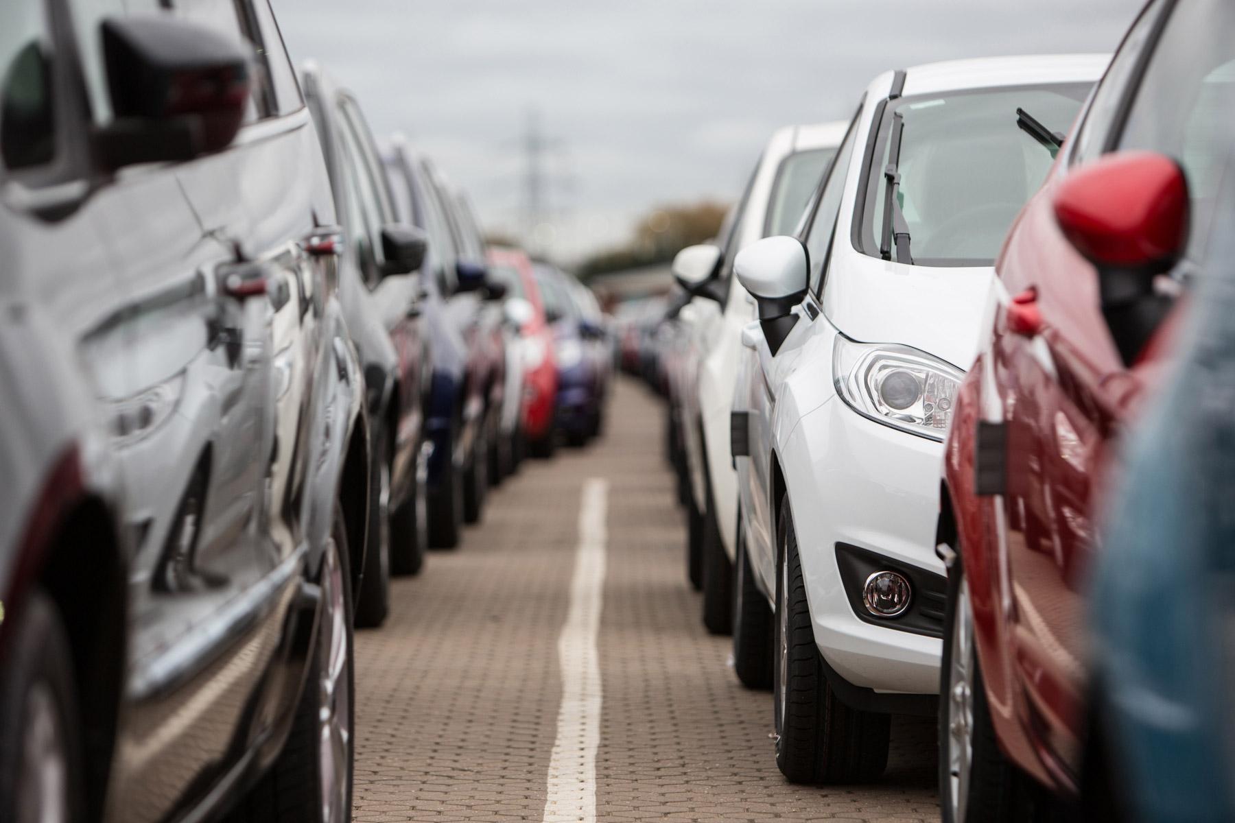 Воронежская область угодила всередину рейтинга регионов пообъему рынка новых легковых авто