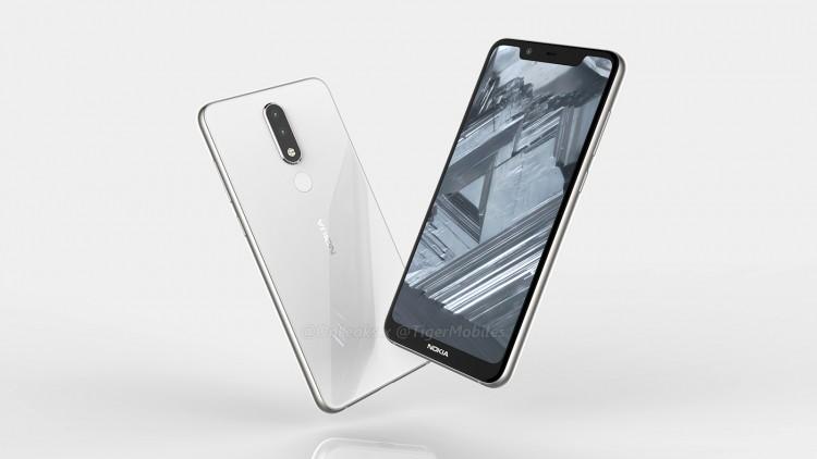 Стала известна дата презентации смартфона Nokia 5.1 Plus