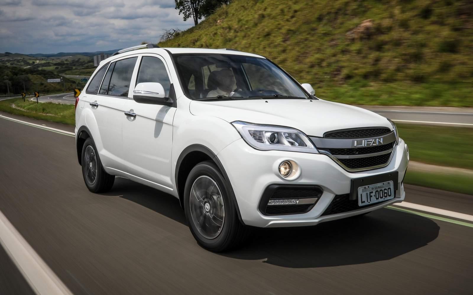 Компания Лифан поставила фирмам такси приблизительно две тысячи машин
