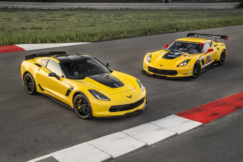 Спорткар Шевроле Corvette Z06 доступен для тестов в РФ