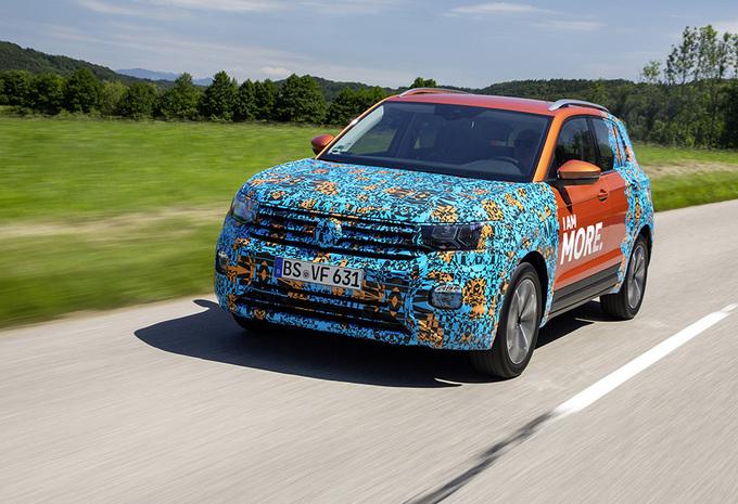Компания Volkswagen выложила в сеть первый