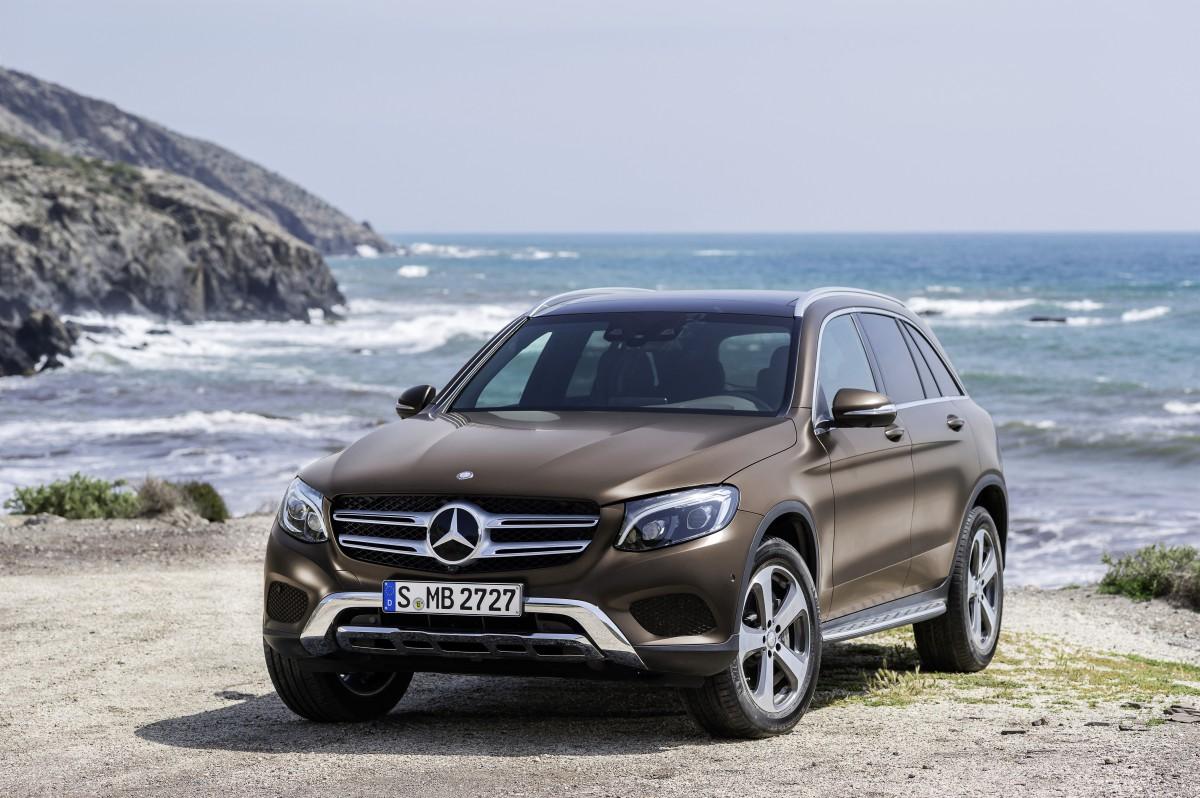 Автомобили семейства Mercedes Benz GLC прибавили в цене